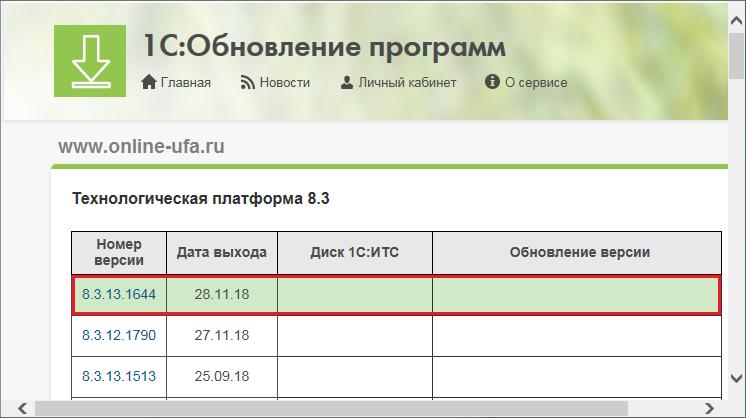 Как обновить 1с 8. 3 самостоятельно через конфигуратор или интернет.